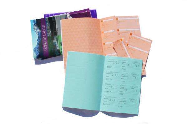 Pages intérieures - perforation des billets