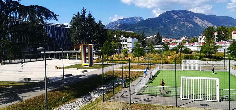 Lycée Argouges, Grenoble