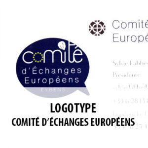 BTS ERPC - Projet de logotype pour le Comité d'échange Européens